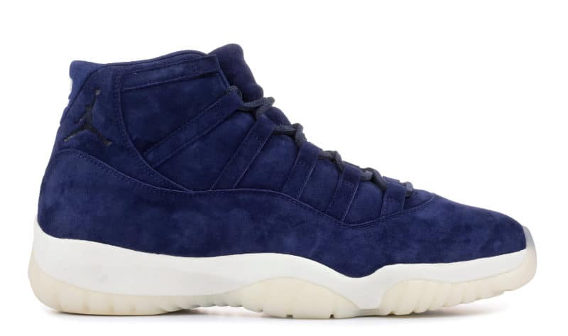Most Expensive Sneakers - Air Jordan 11 'Jeter'