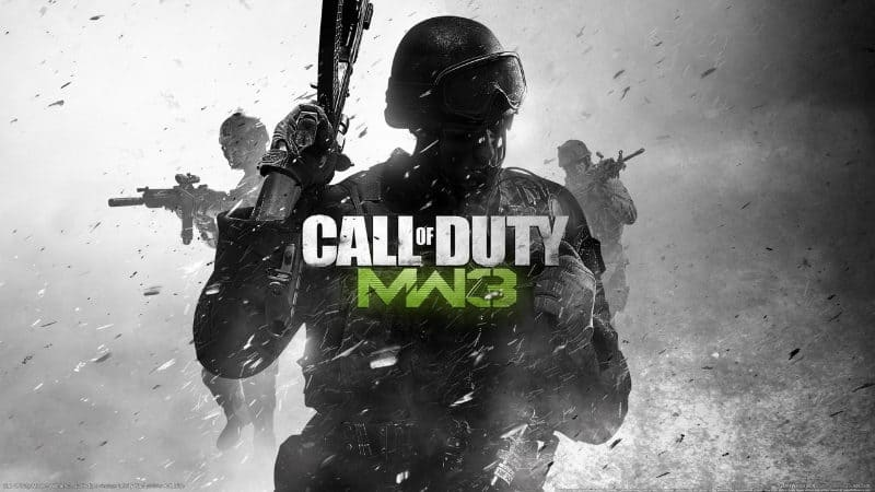 Most Popular Video Games - Call of Duty Modern Warfare 3