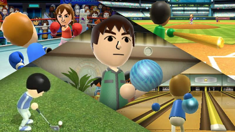 Most Popular Video Games - Wii Sports