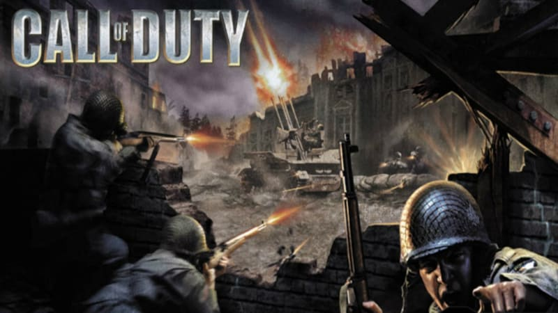 Best Call of Duty Games - Call of Duty 1