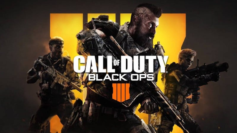 Best Call of Duty Games - Call of Duty Black Ops 4