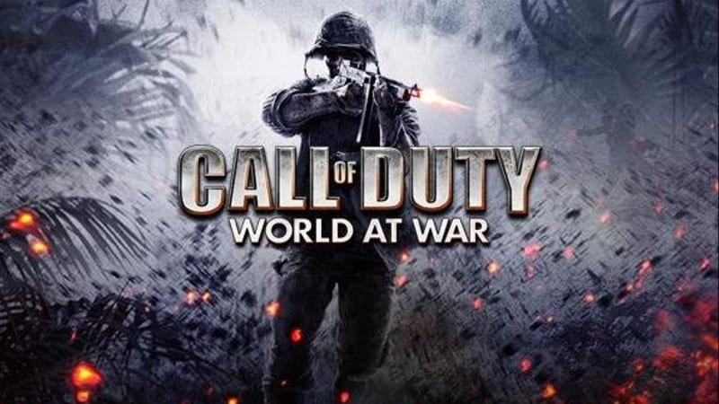 Best Call of Duty Games - Call of Duty World At War