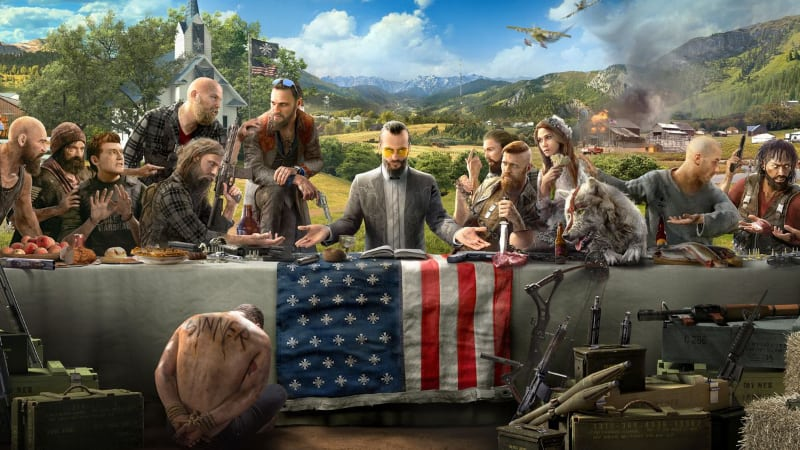 Best First Person Shooter Games - Far Cry 5