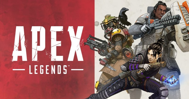 Best First Person Shooter PS4 Games - Apex Legends