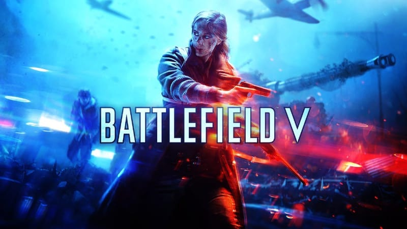 Best First Person Shooter PS4 Games - Battlefield V