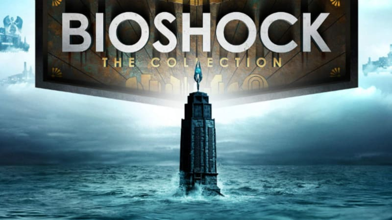 Best First Person Shooter PS4 Games - Bioshock The Collection