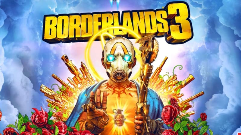 Best First Person Shooter PS4 Games - Borderlands 3