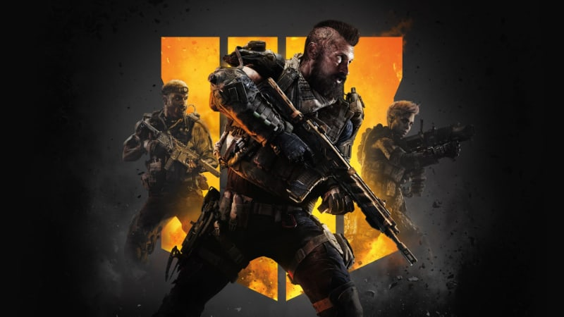 Best First Person Shooter PS4 Games - Call of Duty Black Ops 4