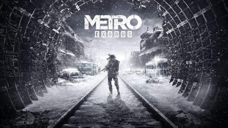 Best First Person Shooter PS4 Games - Metro Exodus