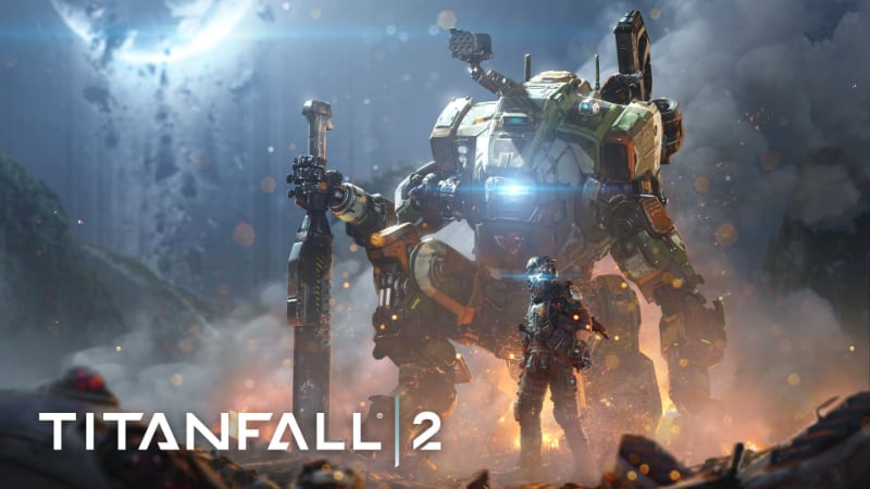 Best First Person Shooter PS4 Games - Titanfall 2
