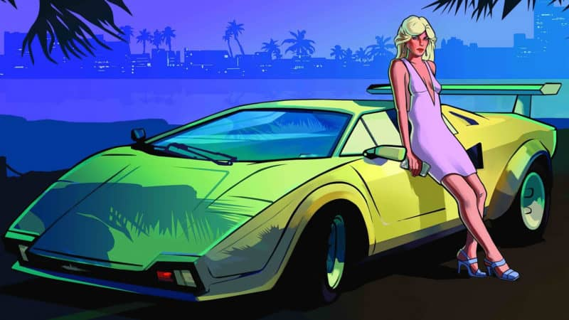 Best GTA Vice City Cheats - Vehicle Cheats