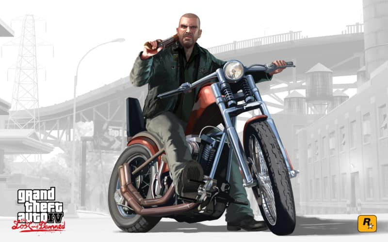 Best Grand Theft Auto Games - GTA The Lost And Damned