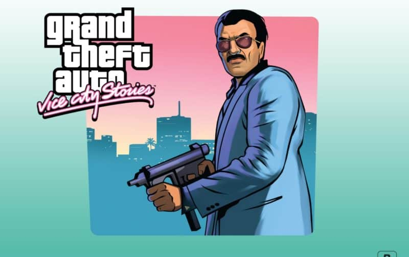 Best Grand Theft Auto Games - GTA Vice City Stories
