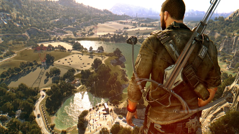 Best Open World PS4 Games - Dying Light