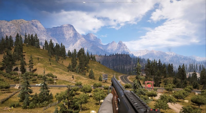 Best Open World PS4 Games - Far Cry 5