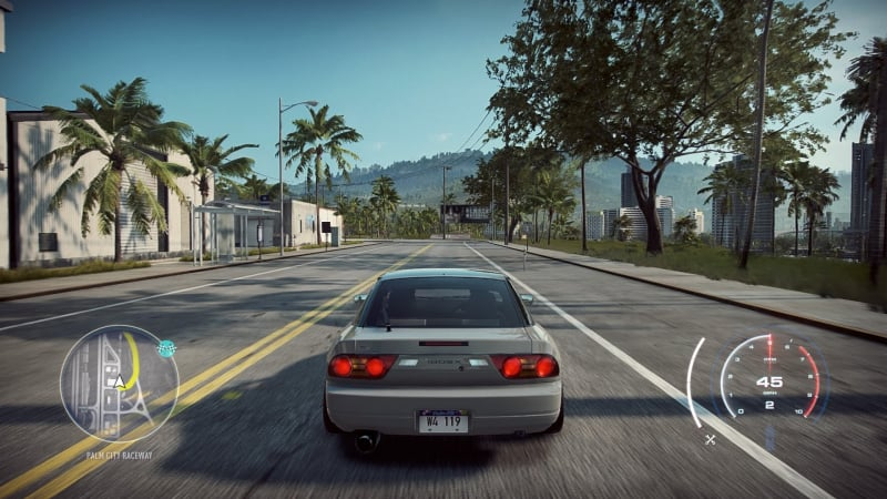 Best Open World PS4 Games - Need For Speed Heat