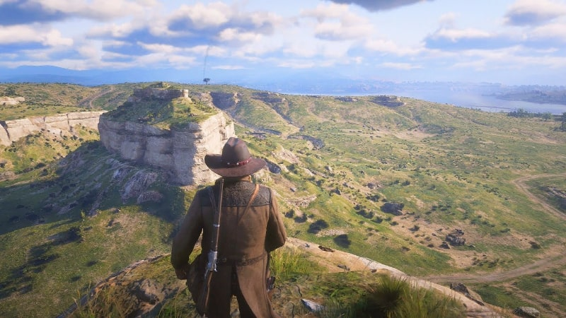 Best Open World PS4 Games - Red Dead Redemption 2