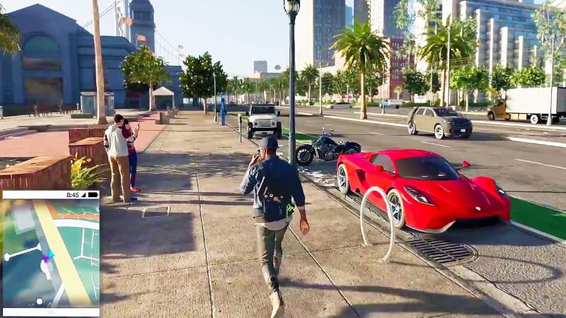 Best Open World PS4 Games - Watch Dogs 2