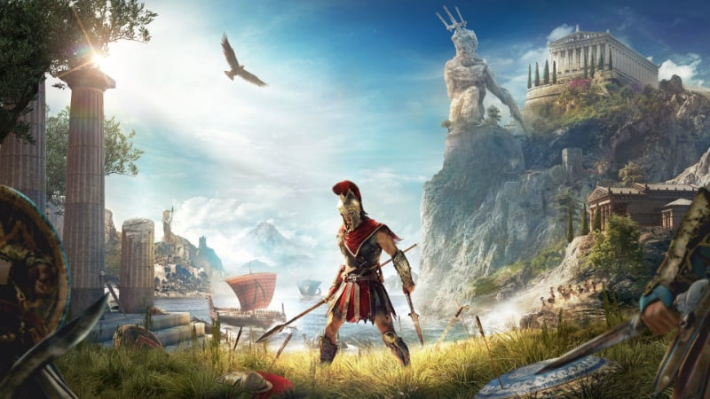 Best PS4 Games - Assassins Creed Odyssey
