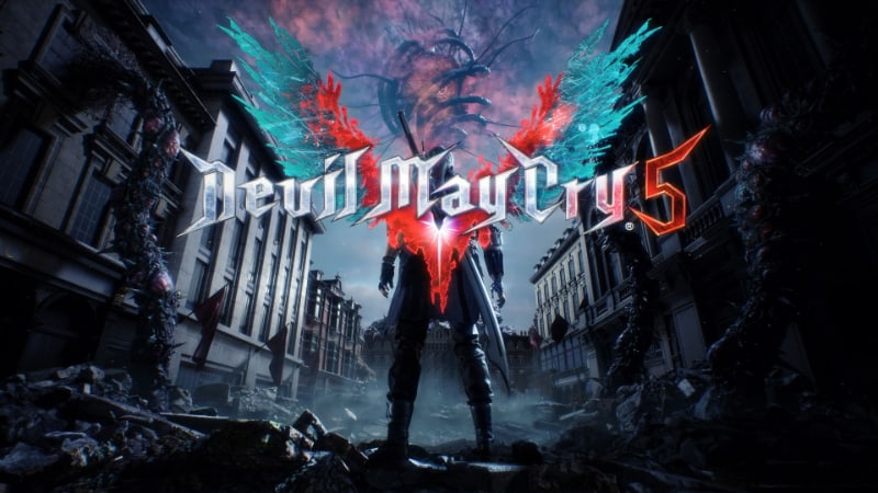 Best PS4 Games - Devil May Cry 5