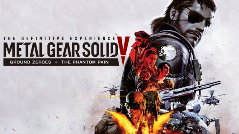 Best PS4 Games - Metal Gear Solid V