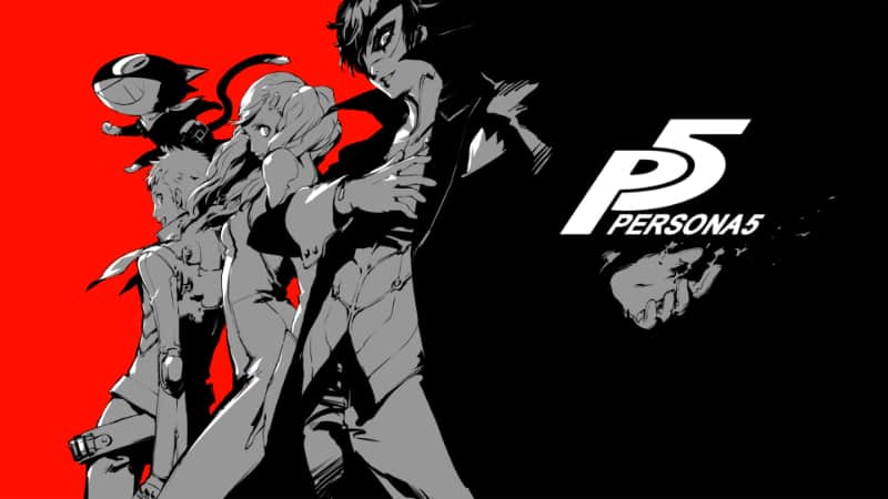 Best PS4 Games - Persona 5