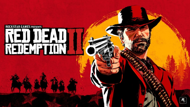 Best PS4 Games - Red Dead Redemption 2