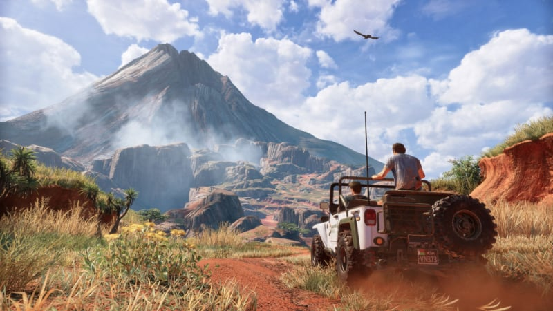 Best PS4 Games - Uncharted 4