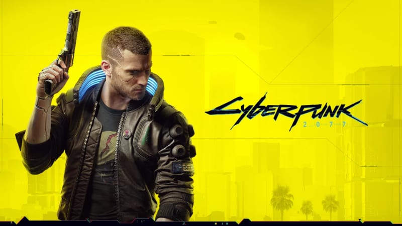 Best PS5 Games - Cyberpunk 2077