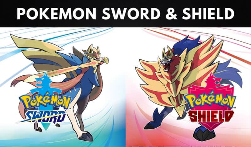 Best Pokemon Games - Pokemon Sword & Shield