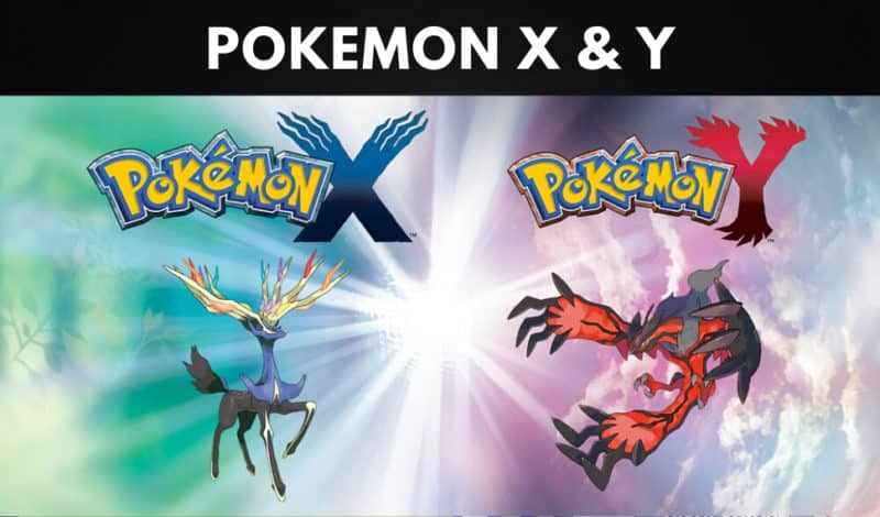 Best Pokemon Games - Pokemon X & Y