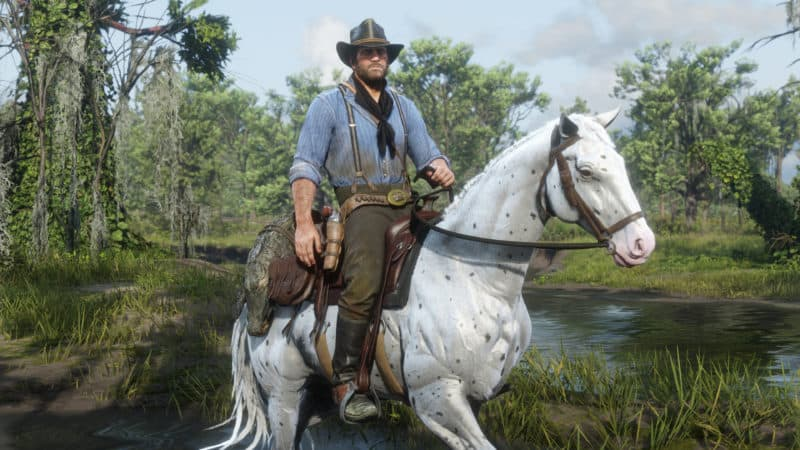 Best Red Dead Redemption 2 Cheats - Horse Cheats