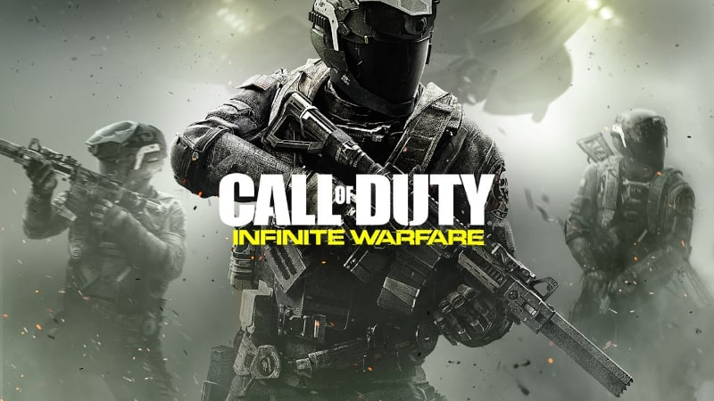 Best Selling PS4 Games - Call of Duty Infinite Warfare