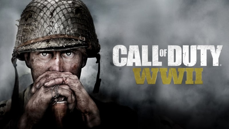 Best Selling PS4 Games - Call of Duty WWII