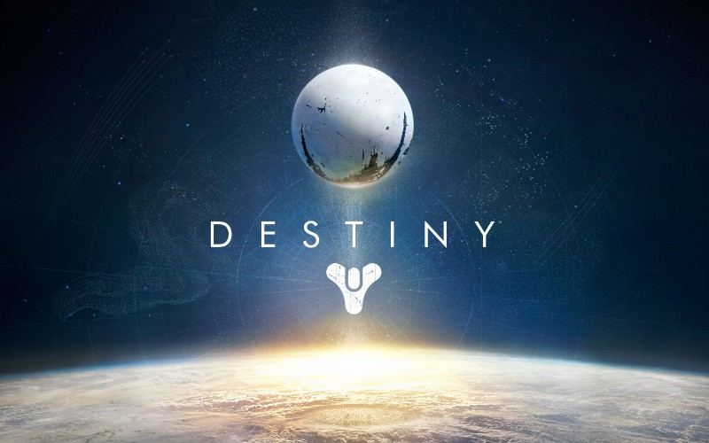 Best Selling PS4 Games - Destiny