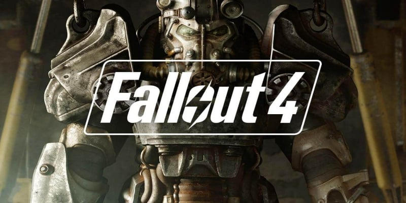 Best Selling PS4 Games - Fallout 4