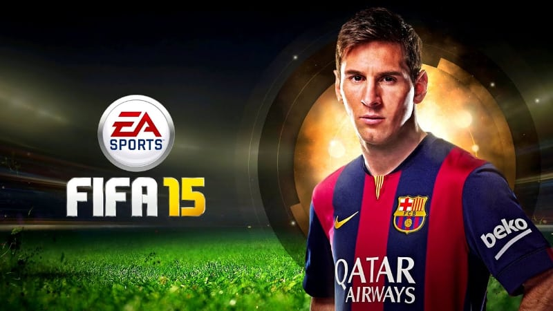 Best Selling PS4 Games - Fifa 15