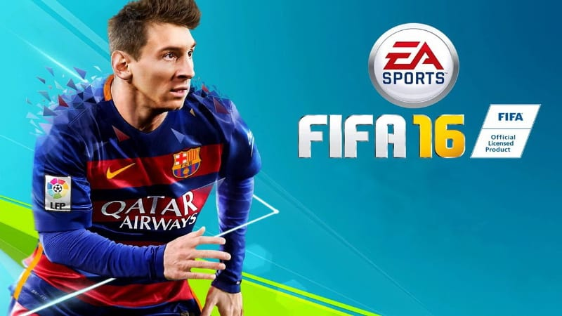 Best Selling PS4 Games - Fifa 16