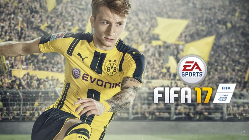 Best Selling PS4 Games - Fifa 17