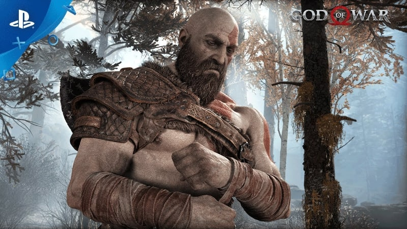 Best Selling PS4 Games - God of War