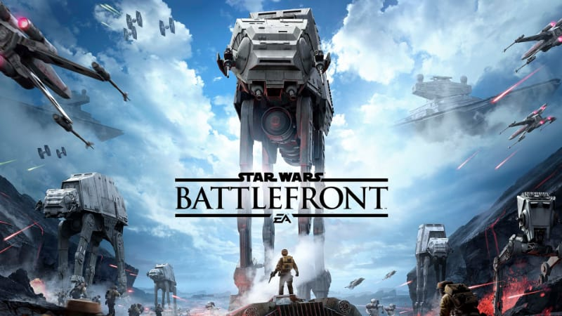 Best Selling PS4 Games - Star Wars Battlefront
