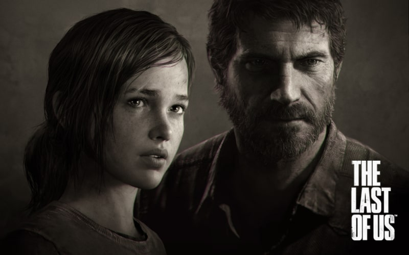 Best Selling PS4 Games - The Last of US