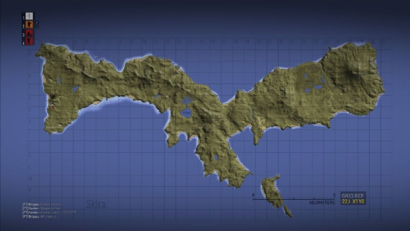 Biggest Open World Maps - Operation Flashpoint Dragon Rising