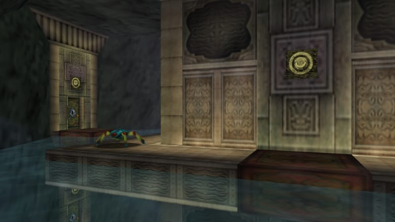 Hardest Video Game Levels - The Water Temple - The Legend of Zelda
