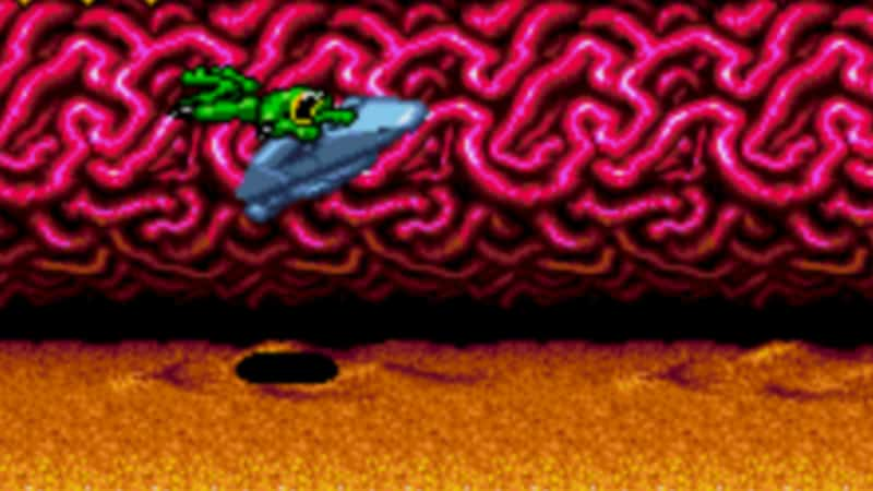 Hardest Video Game Levels - Turbo Tunnel - Battletoads