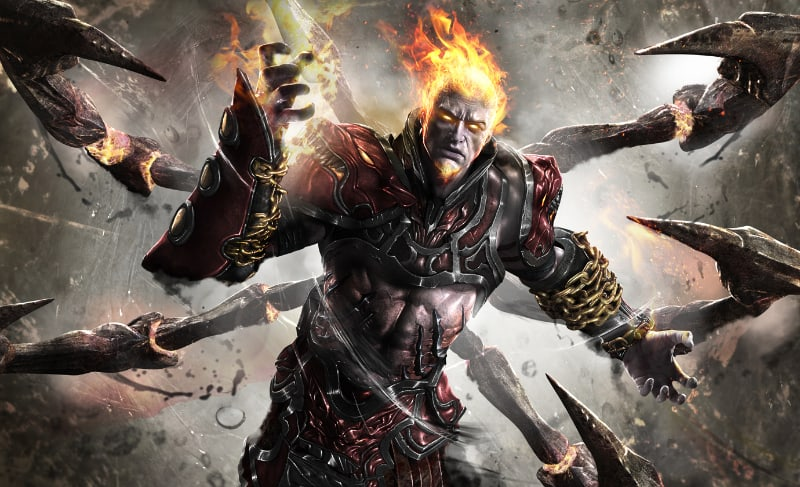 Toughest Video Game Bosses - Ares - God of War