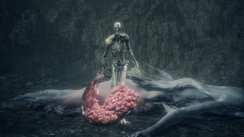 Toughest Video Game Bosses - Orphan Of Kos - Bloodborne