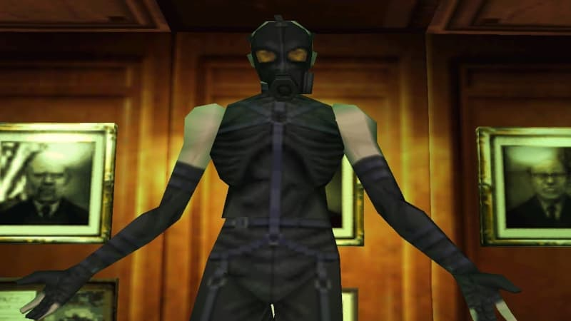 Toughest Video Game Bosses - Psycho Mantis - Metal Gear Solid