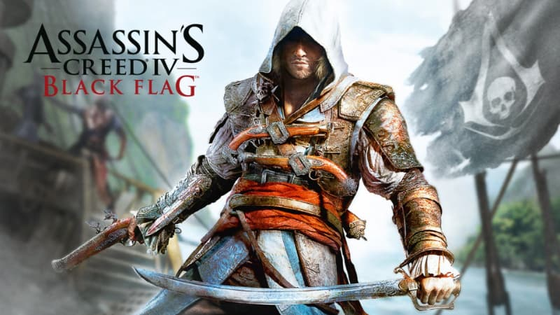 Best Assassins Creed Games - Assassins Creed IV Black Flag