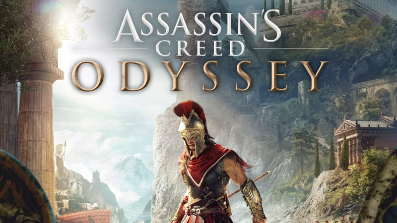 Best Assassins Creed Games - Assassins Creed Odyssey